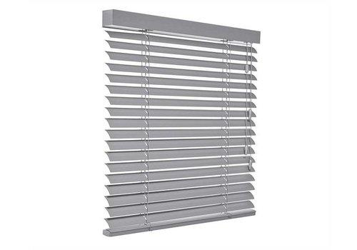 bece® Horizontale jaloezieën aluminium. Kleur C5234 zilvergrijs