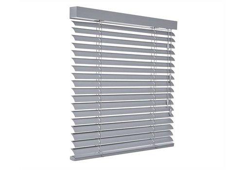 bece® Horizontale jaloezieën aluminium. Kleur B5236 zilvergrijs