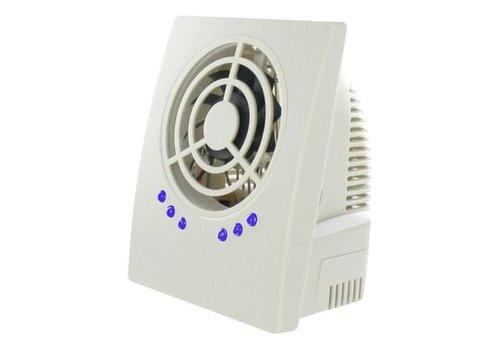 Weitech Muggenlamp met ventilator