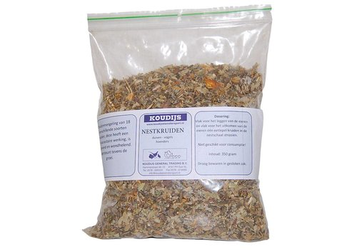 Koudijs Nestkruiden 350 gram