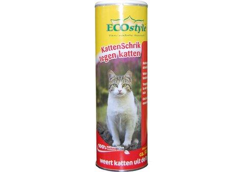 ECOstyle KattenSchrik tegen katten 200 gram