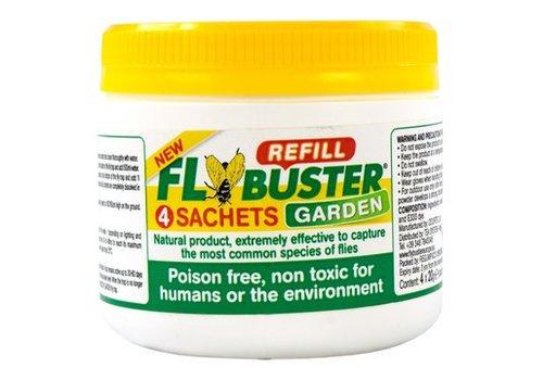 Flybuster Vliegen lokstof 4 x 20 gram