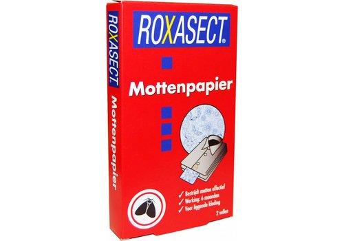 Roxasect Mottenpapier 2 stuks