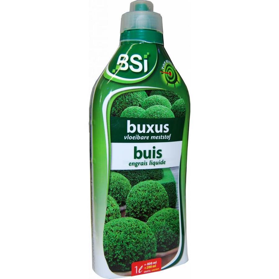 BSI Vloeibare meststof voor buxus 1 liter - AllesTegenOngedierte.nl