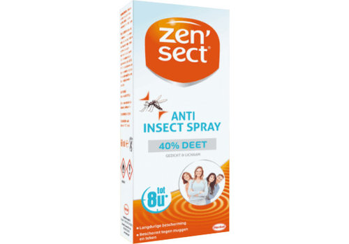 Zensect Anti Insect Spray 60 ml