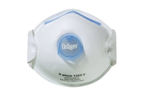 Draeger X-plore 1320 FFP2 masker 10 stuks