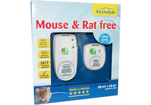 ECOstyle Mouse & Rat free hele huis
