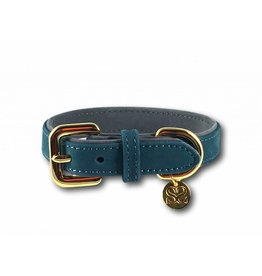 SIMPLY SMALL Collar - teal green - SIMPLY SMALL