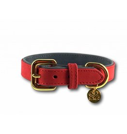 SIMPLY SMALL SIMPLY SMALL Halsband Karmin Rot