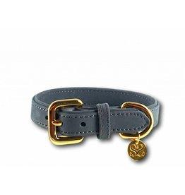 SIMPLY SMALL SIMPLY SMALL Halsband Stein Grau