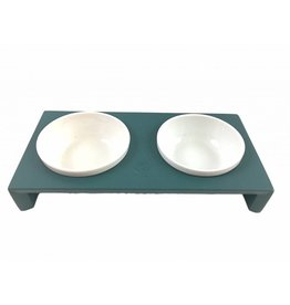 SIMPLY SMALL Feeding bowl - teal - SIMPLY SMALL