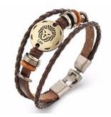 Horoscoop armband Leeuw