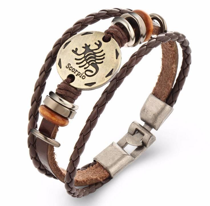 Horoscoop armband Schorpioen