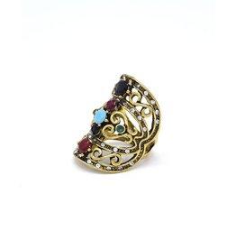 Sierlijke Vintage ring