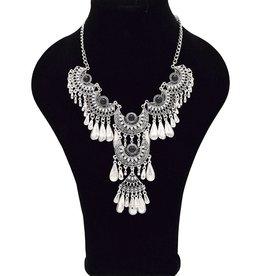 Sierlijk Bohemian halsketting