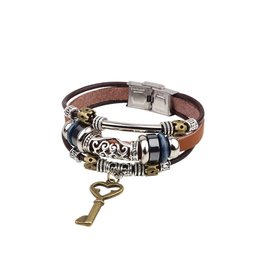 3-delige bruine armband