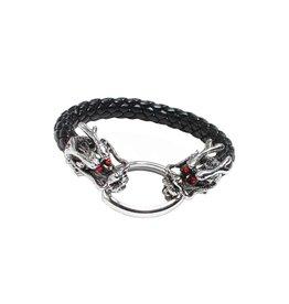 Zwarte armband