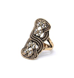 Vintage  ring Turkey stijl