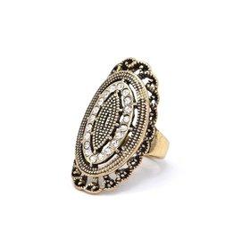 Vintage ring Turkey stijl