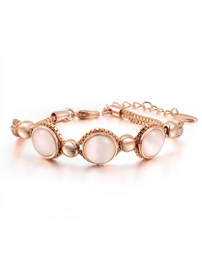 Armband met Oostenrijkse kristal