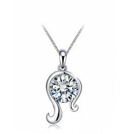 Zodiac halsketting Maagd
