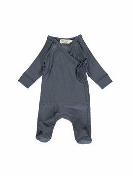 MarMar Copenhagen Rubetta modal new born jumpsuit – ombre blue