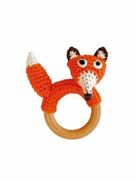Sindibaba ring rattle fox