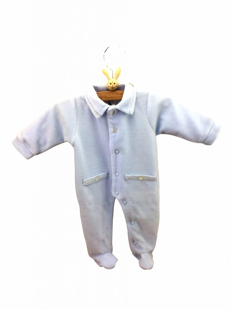 Babidu Babypakje stripes - blauw
