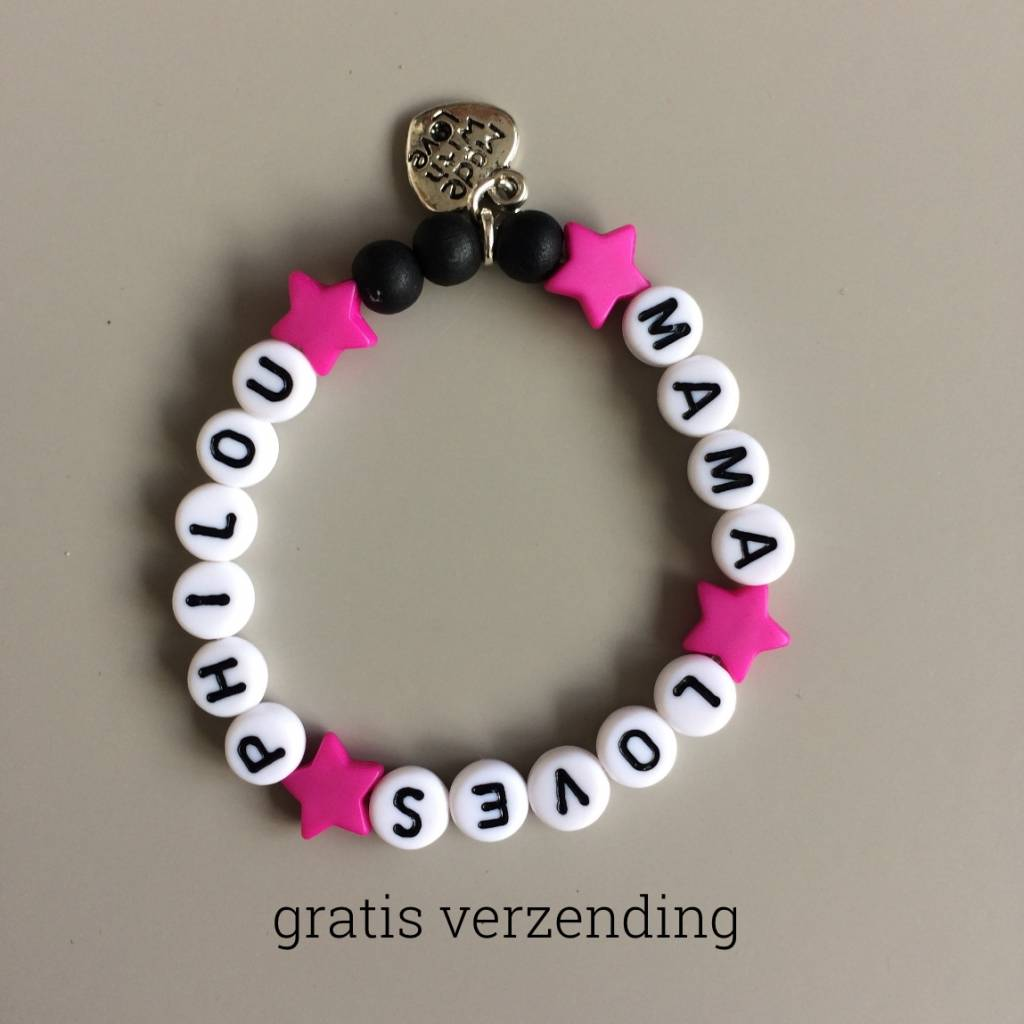 Armband voor mama of dochter