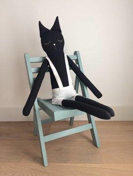 Ilka Handmade Knuffel Corky Cat