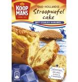 Dutch Authentic Stroopwafel Cake