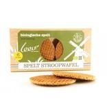Dutch Organic Spelt Stroopwafels with honey