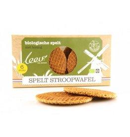 Spelt Honey Stroopwafels