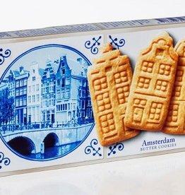 Delft Blue Stroopwafel Experience Amsterdam Boter Grachten Koekjes