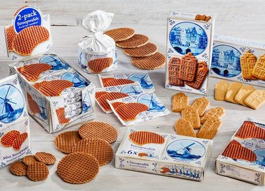 Delft Blue Stroopwafel Experience