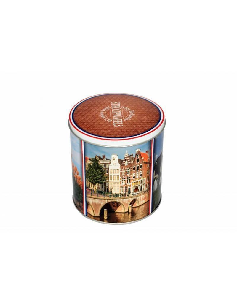 Stroopwafel Dutch Tin Box (12)