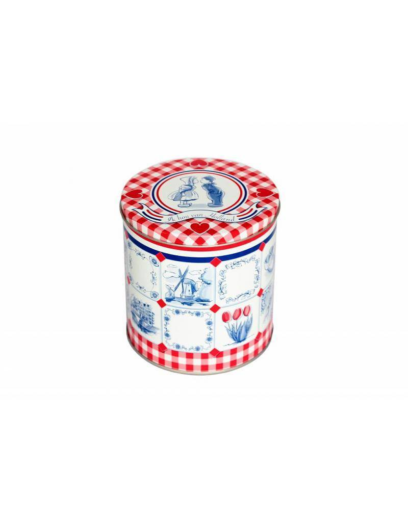 Stroopwafel World Dutch Original Tripple Stroopwafel Tins Set (3)