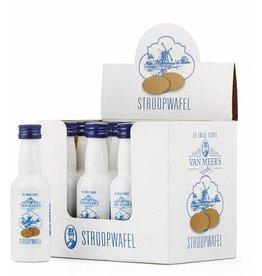 Van Meers Stroopwafel liqueur shot tray