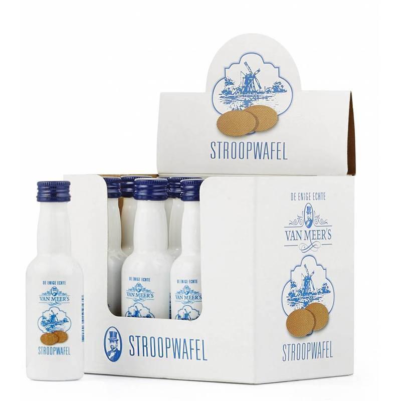 Van Meers Valentine's Stroopwafel Liquor