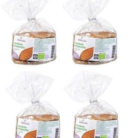 Ekoplaza organic honey stroopwafels