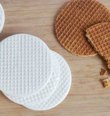 Stroopwafel Coaster (2 pieces) Gadget