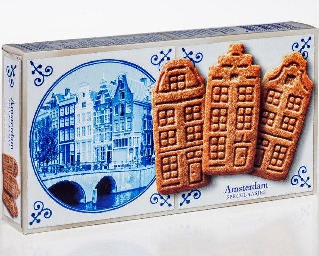 Delft Blue Stroopwafel Experience Delft Blue Speculaasjes