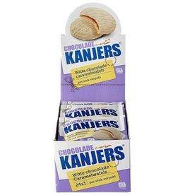 Kanjers Kanjers Witte Caramel Chocolade Display Box