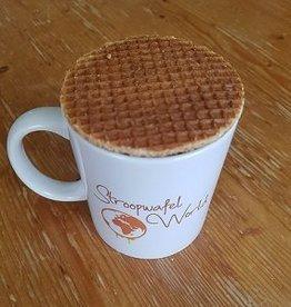 Stroopwafel World The perfect stroopwafel mug