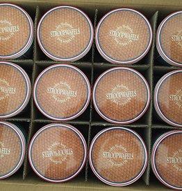 Stroopwafel Dutch Tin (box 12 tins)