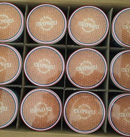Stroopwafel Dutch Tin Box (12)