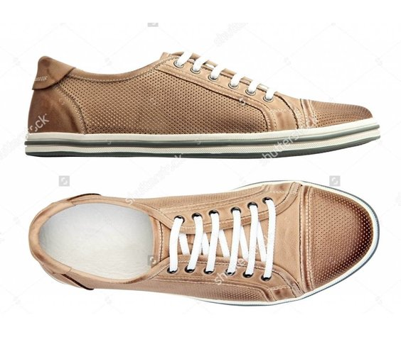 Adidas Men Autumn Leather Shoes