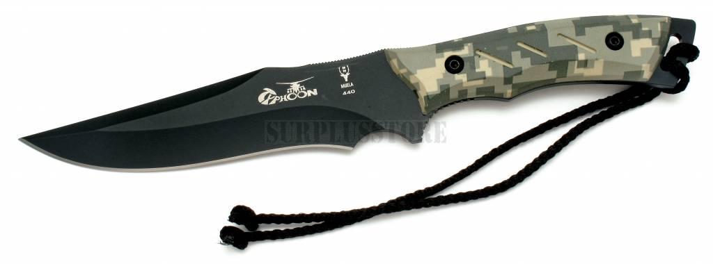 Pentagone Knife