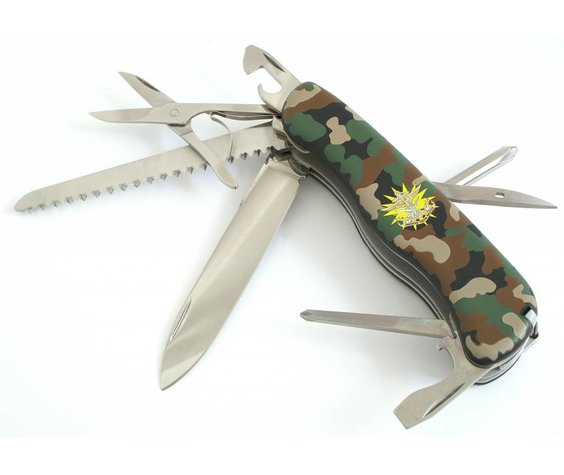 Wengar Swiss Multiple Usage Knife