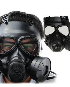 Tactical  Airsoft War Mask